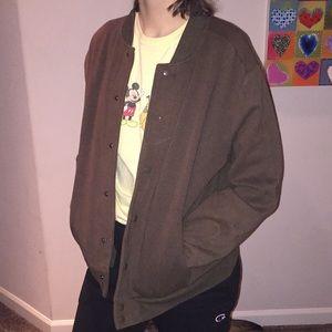 Forever 21 men's bomber jacket